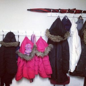 How to organize your winter items