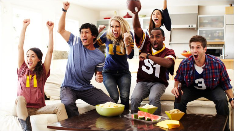 The Super Bowl Checklist: Tips On How to Throw an Awesome Last-Minute Super Bowl Party in Your Crowded Home.