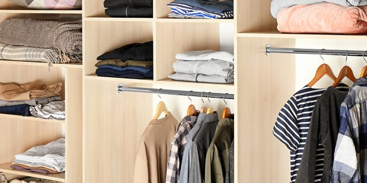 Closet Organization Tips & Ideas