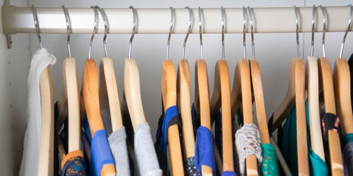 6 Tips For Switching Out Closets from Summer to Fall