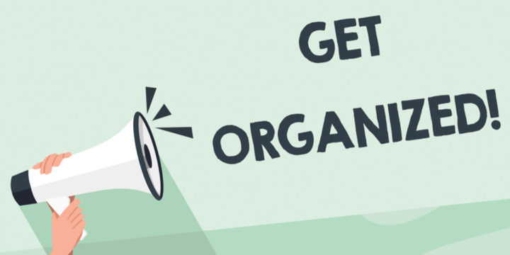 National Get Organized Month: Your 2020 Guide