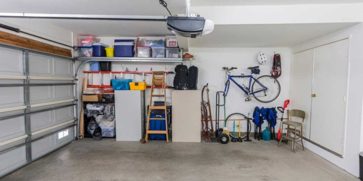 How To Maximize the Storage Space in Your Garage