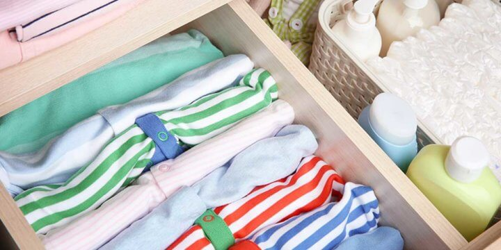 Great Storage Ideas for Expecting Mothers